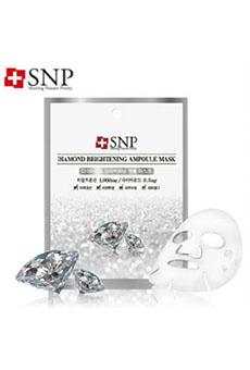 SNP钻石面膜10片装 深层强化补水保湿美白滋润正品